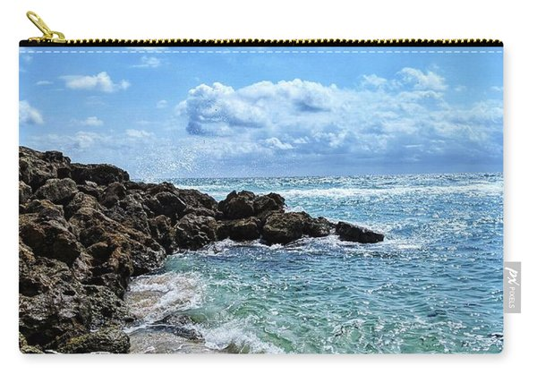 Just Beachy Carry-all Pouch