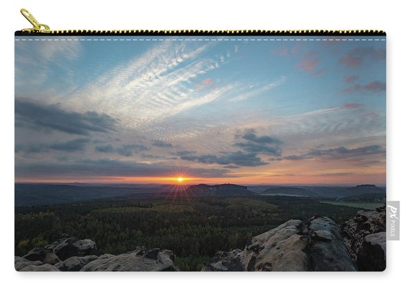 Just Before Sundown Carry-all Pouch