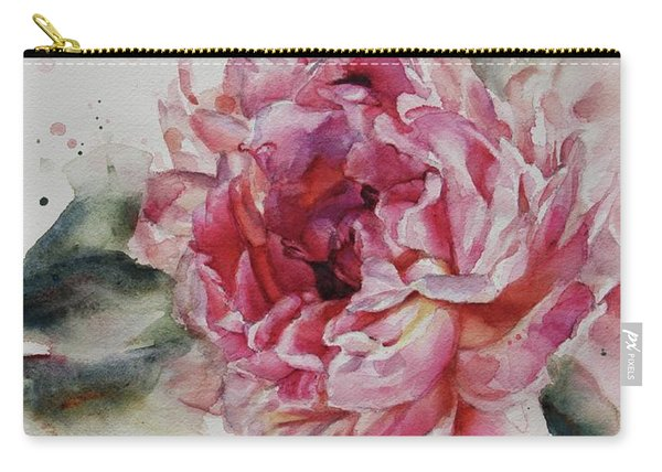 Just Bloom Carry-all Pouch