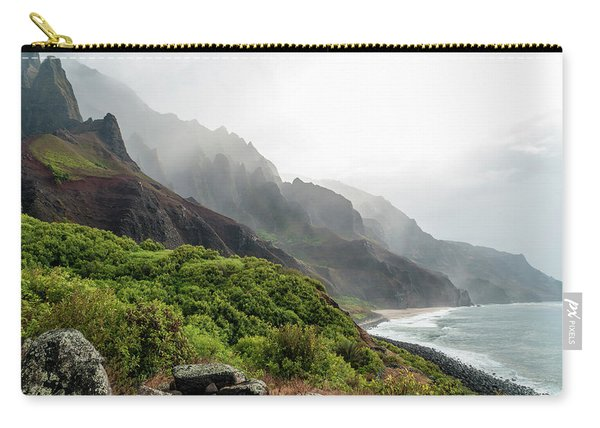 Kalalau Beach Carry-all Pouch