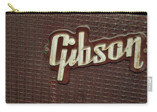 Kalamazoo Gibson Carry-all Pouch