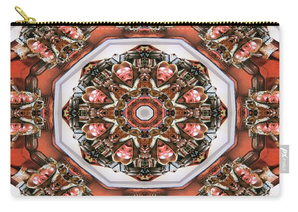 Kaleidoscope Of Apple Still Life Carry-all Pouch