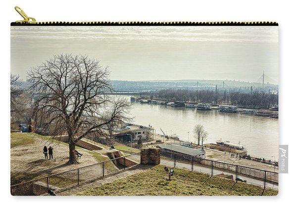 Kalemegdan Park Fortress In Belgrade Carry-all Pouch