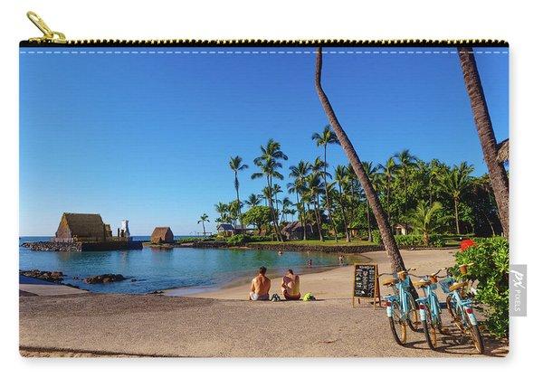 Kamakahonu Beach Carry-all Pouch