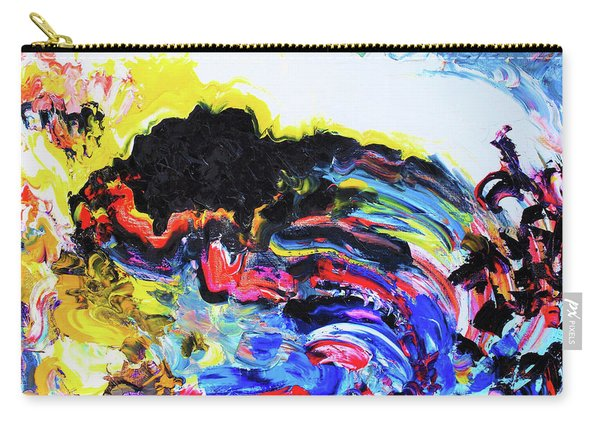 Kandinsky - Digital Remastered Edition Carry-all Pouch