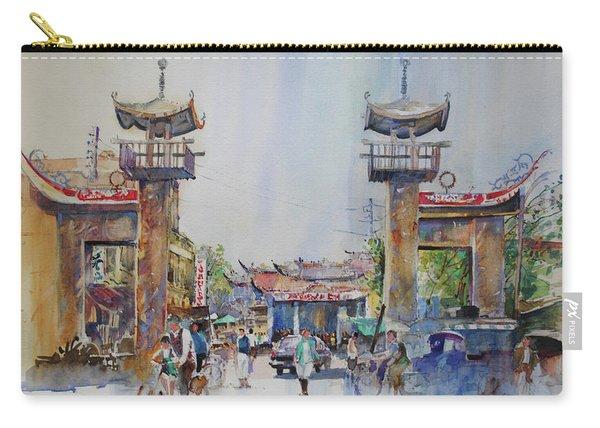 Kaoshiung Taiwan 1968 Carry-all Pouch