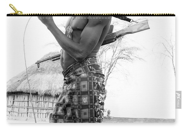 Karo Man  Carry-all Pouch