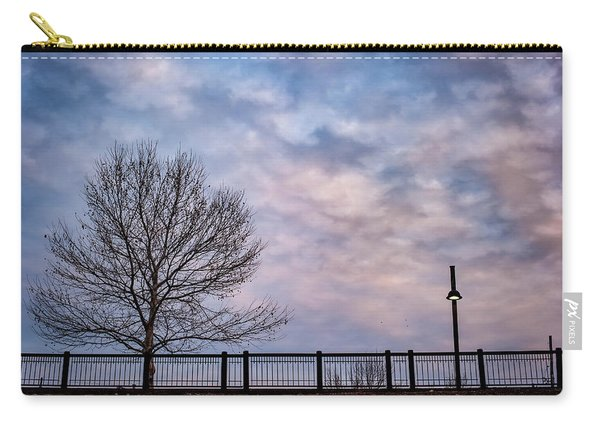 Kaw Point Silhouettes Carry-all Pouch