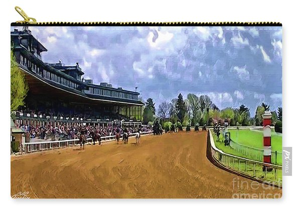 Keeneland The Stretch Carry-all Pouch