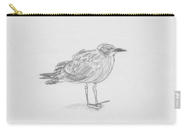 Kelp Gull Carry-all Pouch