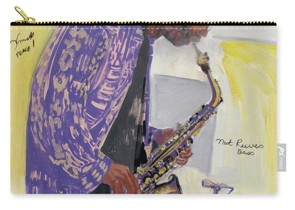 Kenny Garrett Carry-all Pouch