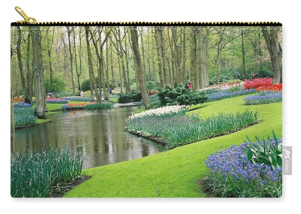 Keukenhof Gardens Carry-all Pouch