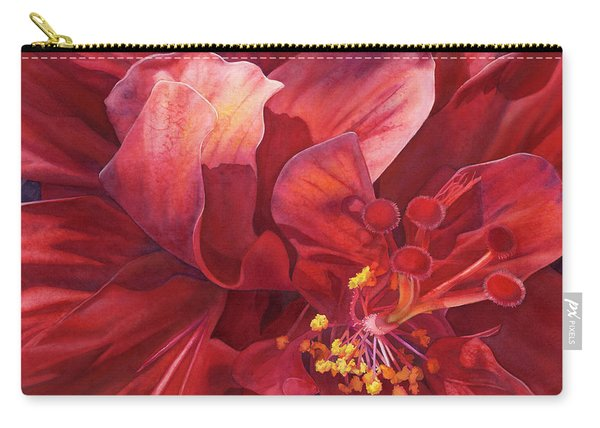 Kilauea's Kiss Carry-all Pouch