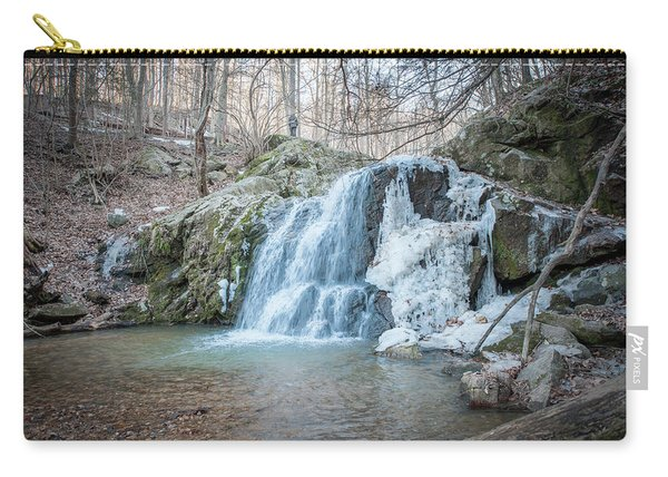 Kilgore Falls In Winter Carry-all Pouch