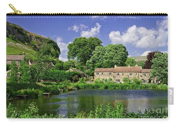 Kilnsey Village, Yorkshire Dales Carry-all Pouch
