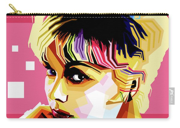 Kim Novak Carry-all Pouch