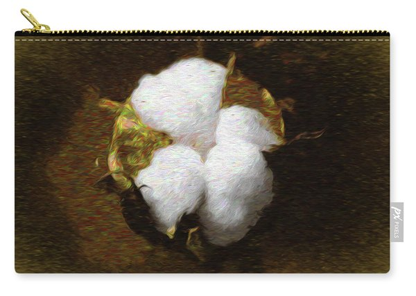 King Cotton Carry-all Pouch