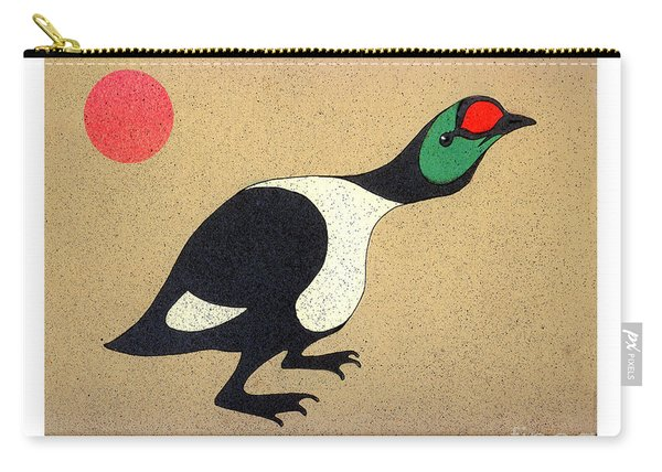 King Eider Carry-all Pouch