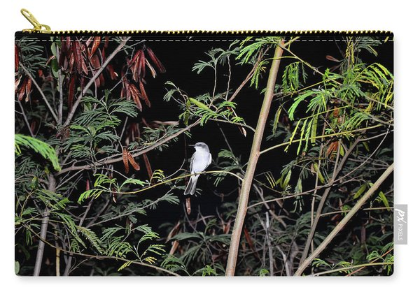 Kingbird At Night Carry-all Pouch