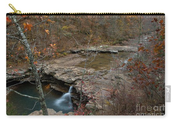 Kings River Waterfall Carry-all Pouch