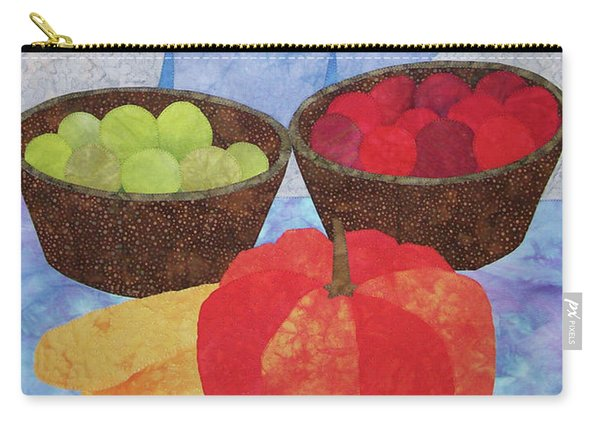 Kings Yard Farmers Market Carry-all Pouch