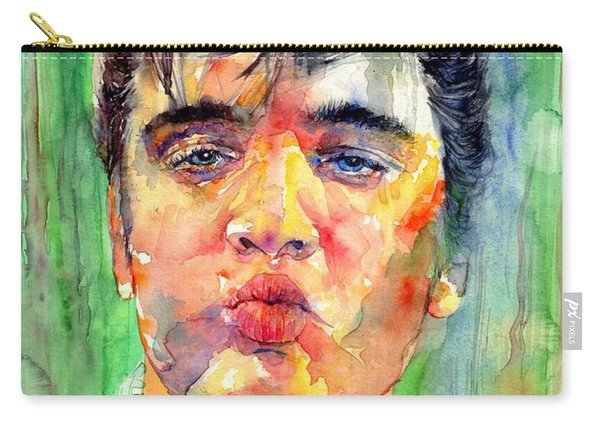 Kisses From Elvis Carry-all Pouch