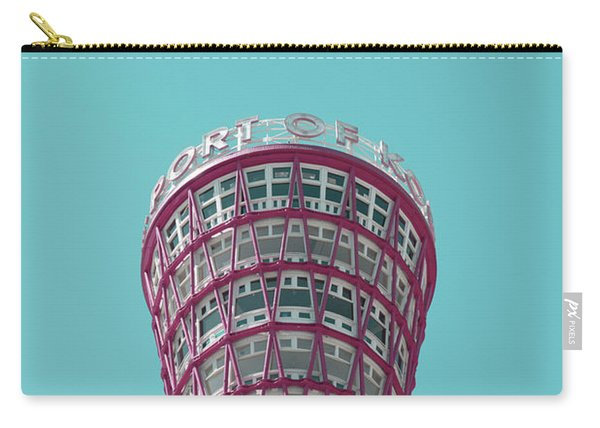 Kobe Port Tower Japan Carry-all Pouch