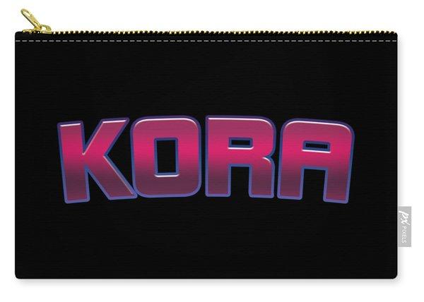 Kora #kora Carry-all Pouch