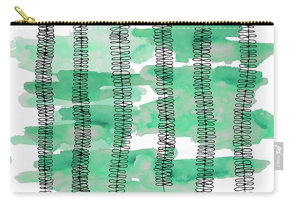 Kowhai Watercolour 2 Carry-all Pouch