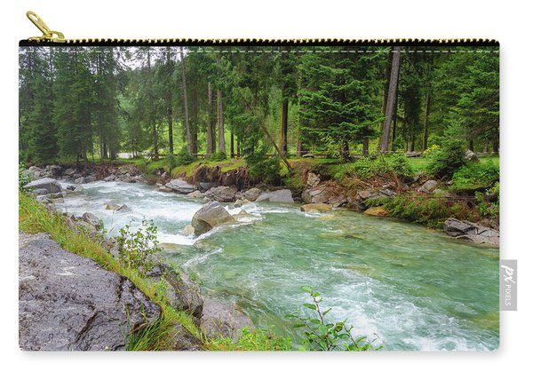 Krimml River Carry-all Pouch