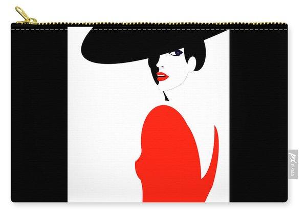 La Belle Dame 1 Carry-all Pouch