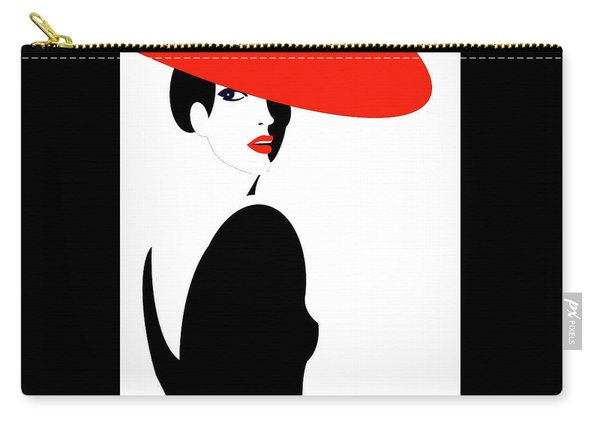 La Belle Dame 2 Carry-all Pouch