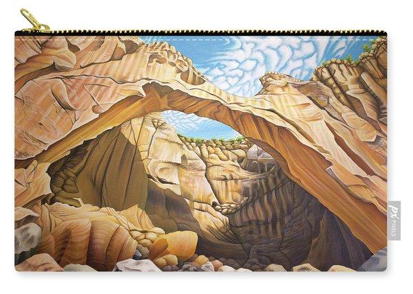 La Vantana Natural Arch Carry-all Pouch