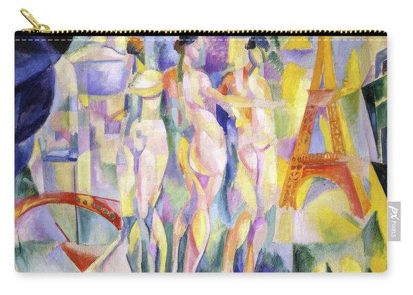 La Ville De Paris, 1911 Carry-all Pouch