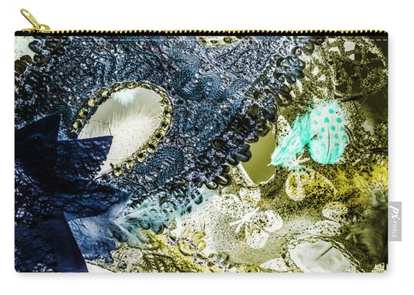 Lacy Luxury  Carry-all Pouch