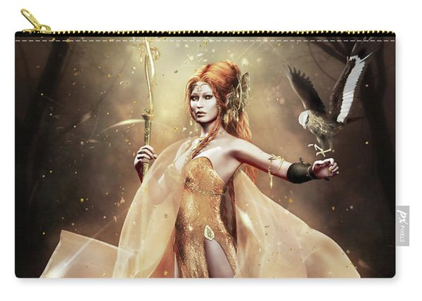 Ladyhawke Carry-all Pouch
