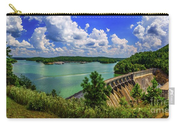 Lake Allatoona Dam Carry-all Pouch