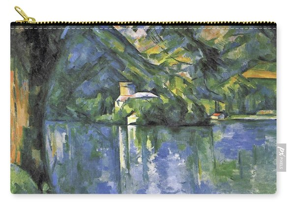 Lake Annecy Carry-all Pouch