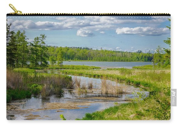Lake Itasca Beauty Carry-all Pouch