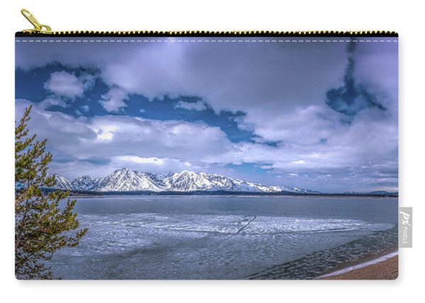 Lake Jackson Wyoming Carry-all Pouch