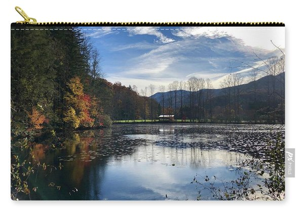 Lake Logan Carry-all Pouch