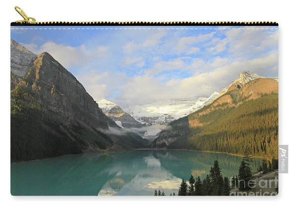 Lake Louise At Dawn Carry-all Pouch