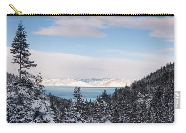 Lake Tahoe Panorama Carry-all Pouch
