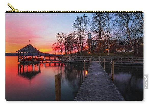 Lake Winnipesaukee Sunrise Carry-all Pouch