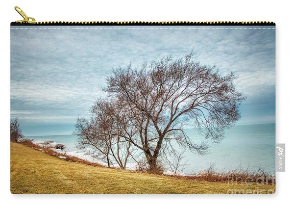 Lakeshore Lonely Tree Carry-all Pouch