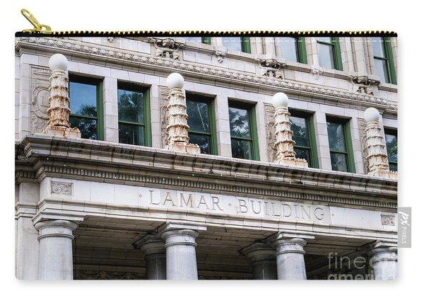 Lamar Building - Augusta Ga Carry-all Pouch