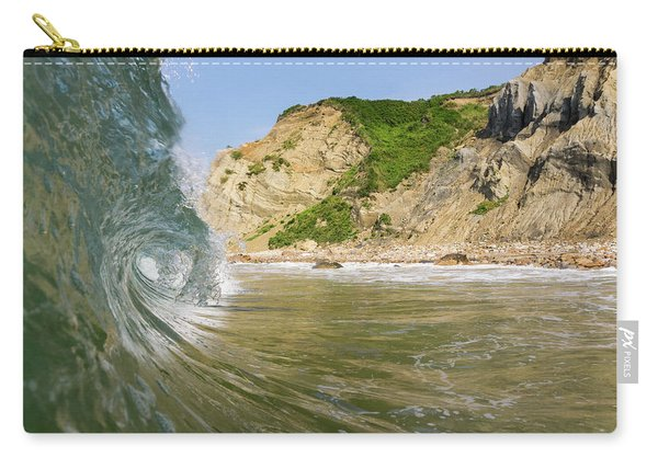 Land And Sea Carry-all Pouch