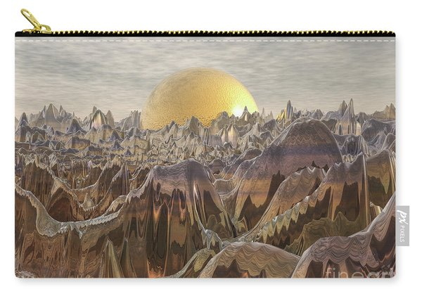 Land Of The Golden Orb Carry-all Pouch