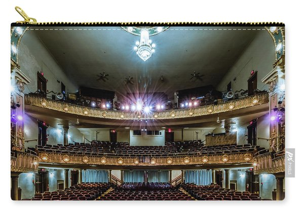 Landers Theatre Stage View Carry-all Pouch