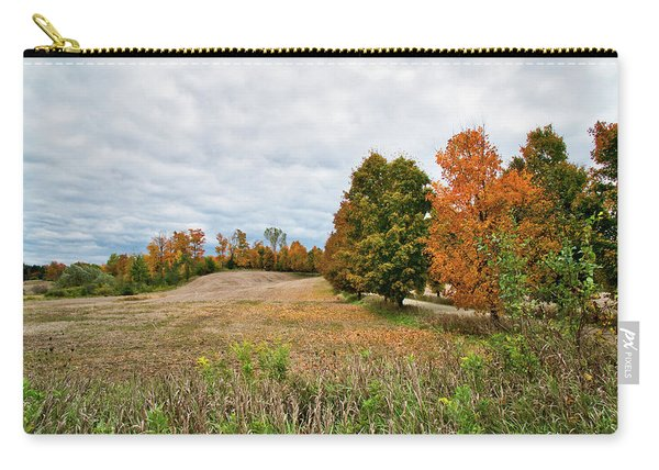 Landscape In The Fall Carry-all Pouch